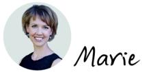 Marie rådgiver sensitive mennesker omkring arbejdslivet
